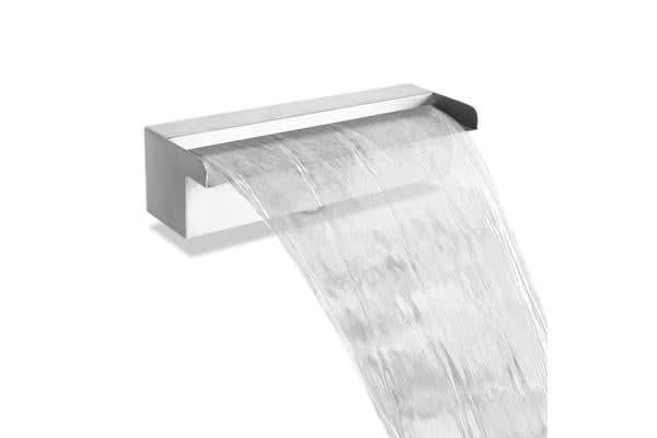 Gardeon Stainless Steel Waterfall Feature 30CM