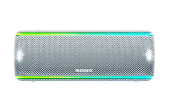 Sony Stepup Extra Bass Wireless Speaker - White (SRSXB31W)
