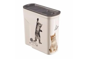 Curver Pet Food Storage Container (2lt/1kg)