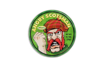 Archie McPhee Angry Scotsman Mints