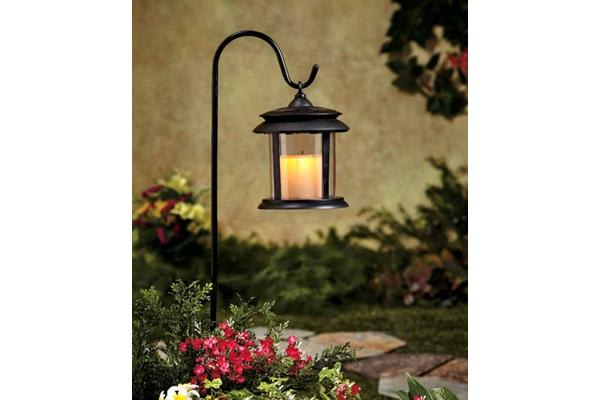 Solar Light With Stand