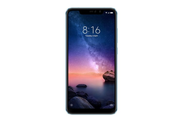 Xiaomi Redmi Note 6 Pro (32GB, Blue) - Global Model