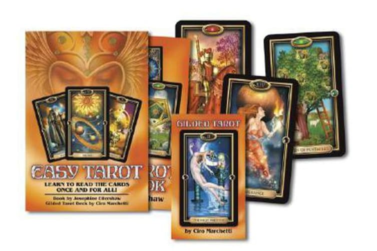 Easy Tarot - Learn to Read the Cards Once and for All!