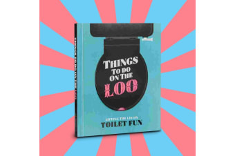 Things To Do On The Loo Book