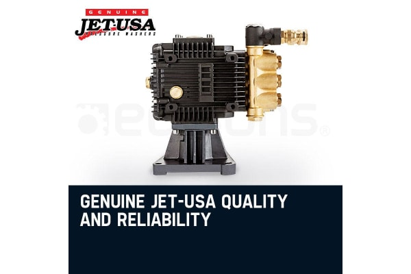 NEW High Pressure Cleaner Pump Replacement 13 - 20HP Engine Honda JetUSA Washer