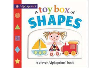 Alphaprints - A Toy Box of Shapes