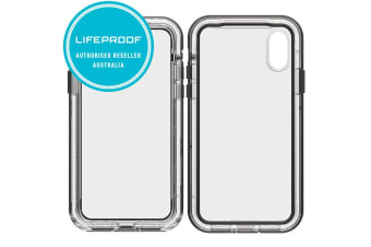 LifeProof Next Case for iPhone XR - Black Crystal