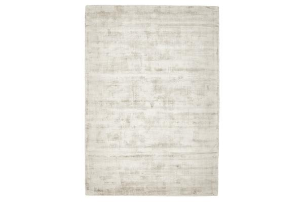 Luxe Modern Distressed Rug Latte 320x230cm