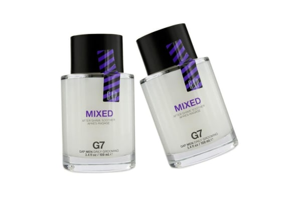 Gap Mixed After Shave Soother Duo Pack (2x100ml/3.4oz)
