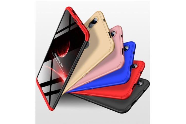 Frosted Shield Matte Ultra Thin Slim Shockproof Shell Cover For Vivo Red Y83 Pro