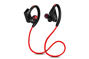 Sports Bluetooth Headphones, Wireless Earbuds Waterproof Noise Cancelling Headsets