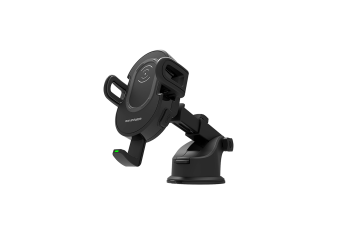 RAVPower 10W Wireless Charging Car Mount Holder Charger Qi Devices Smartphone