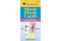 Music Flash Cards - Set a - Hal Leonard Student Piano Library