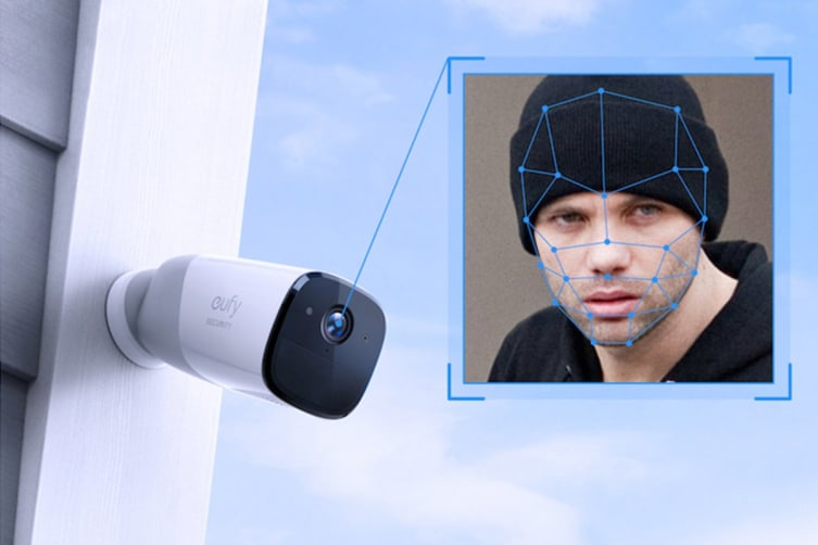 Eufy Wire-Free Security Single Camera (T81111D2)