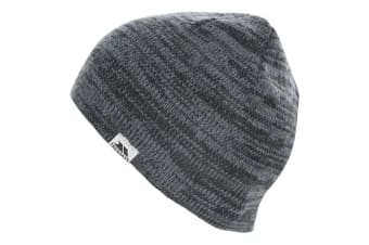 Trespass Mens Aneth Beanie Hat (Flint) (One Size)