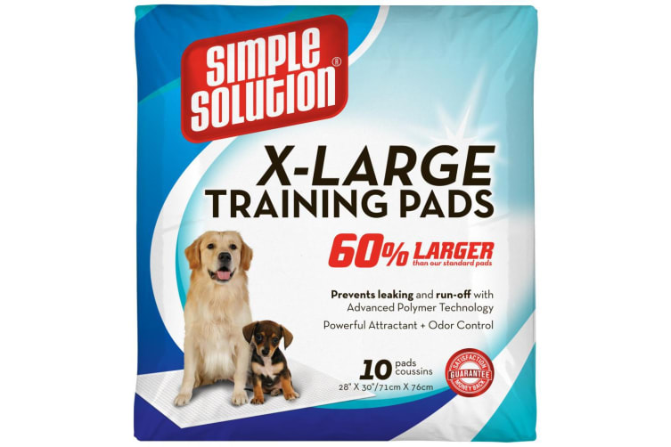 Simple Solution Toilet Training Pads - Extra Large (May Vary) (One Size)