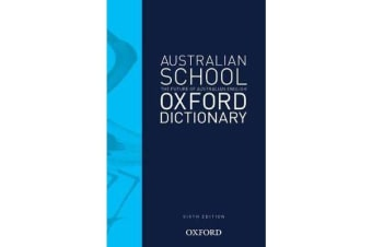 Australian School Dictionary 6e
