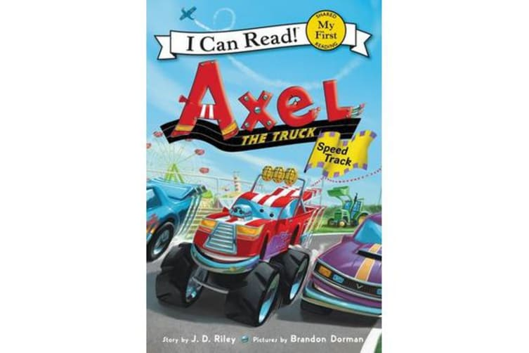 Axel the Truck - Speed Track