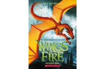 Wings of Fire #8 - Escaping Peril