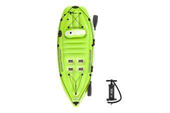 Bestway Inflatable Kayak Kayaks Canoe Raft Koracle Fishing Boat