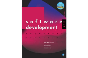Software Development VCE Units 3 & 4 Student Book with 1 Code Access Card