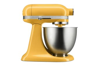 KitchenAid Artisan Mini Stand Mixer - Orange Sorbet (5KSM3311XABF)