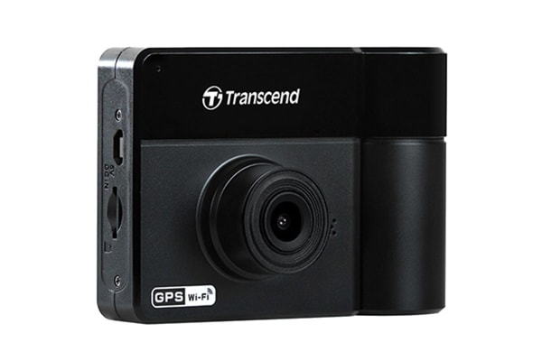 Transcend DrivePro 550 Dash Cam with Free 32GB Class 10 Micro SD (TS-DP550A-32V)