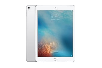 Apple iPad Pro 9.7 (32GB, Cellular, Silver)
