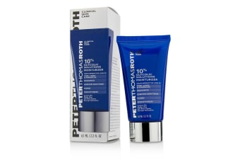 Peter Thomas Roth Glycolic Solutions 10% Moisturizer (For All Skin Types Except Sensitive Skin) 63ml/2.2oz