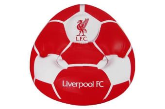Liverpool FC Inflatable Chair (Red/White)