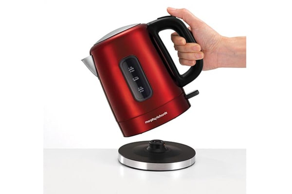 Morphy Richards 1L Accents Jug Kettle - Red (101007)