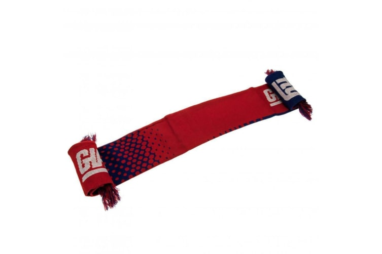 New York Giants Scarf (Red/Navy) (One Size)