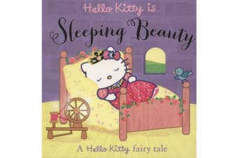 Hello Kitty is... Sleeping Beauty