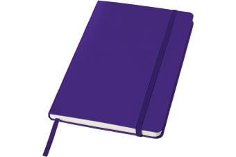 JournalBooks Classic Office Notebook (Purple)