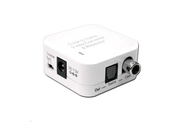 CYP DCT-2  Coaxial/Toslink Audio Converter