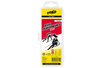 Toko Wax Base Performance Hot Wax Red 120G
