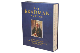 The Bradman Albums Volumes 1 and 2