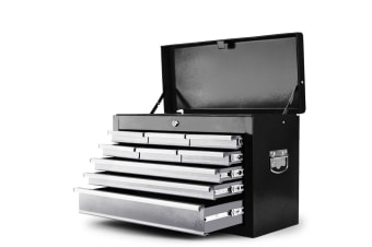 BULLET 9 Drawer Tool Box Chest Garage Storage Mechanic Organiser Toolbox Set