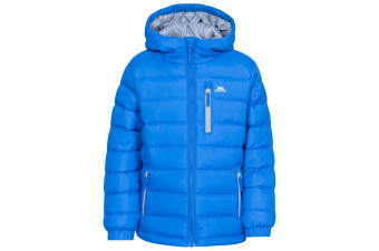 Trespass Childrens/Kids Aksel Padded Jacket (Blue) (11-12 Years)