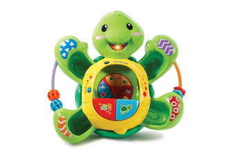 Vtech Baby Pop-a-Ball Rock and Pop Turtle