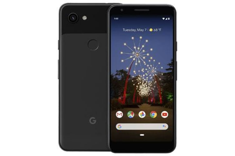 New Google Pixel 3a 64GB 4GB RAM 4G LTE Smartphone Black (FREE DELIVERY + 1 YEAR AU WARRANTY)
