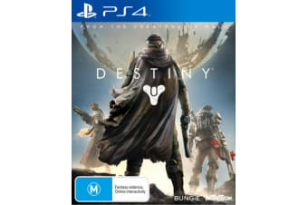 DESTINY PS4 PlayStation 4 Game - Disc Like New