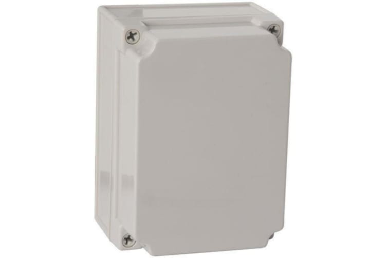 Plastic Enclosure IP66 ABS Wall mount Junction Box 100mmx125mmx175mm