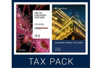 Foundations Student Tax Pack 2 2018