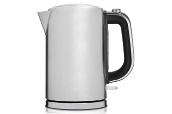 Westinghouse 1.7L 2200W Cordless Kettle/Boiler Coffee/Tea w Rotating Base Silver