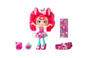 Shopkins Shoppies Season 9 Valentina Hearts Doll