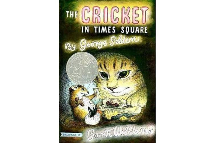 Cricket in Times Square