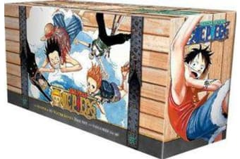 One Piece Box Set 2 - Skypiea and Water Seven, Volumes 24-46