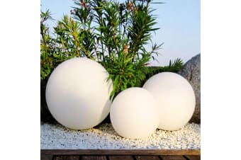 Waterproof Outdoor LED Ball Lights Décor - 60cm