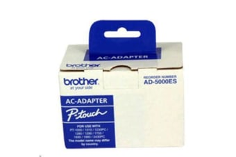 BROTHER AD5000ES : ADAPTOR